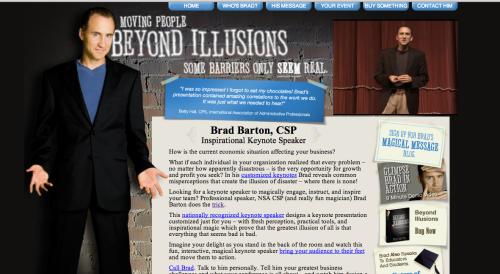Brad Barton Speaker Author